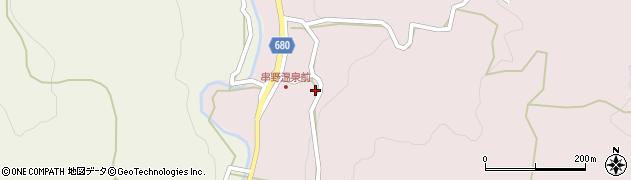 大分県玖珠郡九重町町田2933周辺の地図