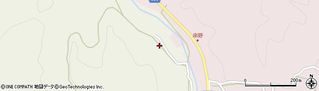 大分県玖珠郡九重町菅原1186周辺の地図