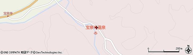 大分県玖珠郡九重町町田2097周辺の地図