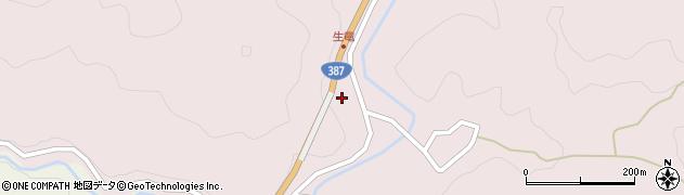 大分県玖珠郡九重町町田18周辺の地図