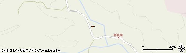 大分県玖珠郡九重町菅原2099周辺の地図