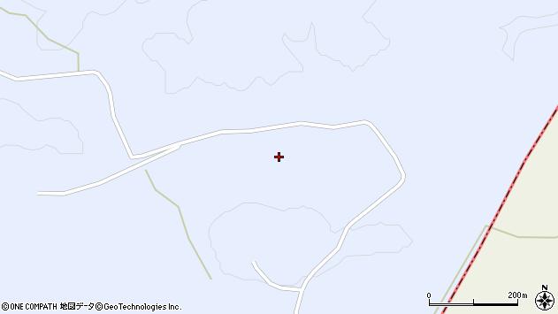 大分県玖珠郡玖珠町山浦第一大原野周辺の地図