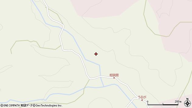 大分県玖珠郡九重町菅原2420周辺の地図