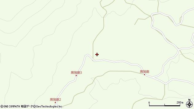 大分県玖珠郡九重町引治1775周辺の地図