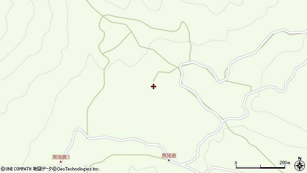 大分県玖珠郡九重町引治1791周辺の地図