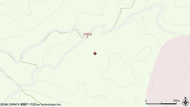 大分県玖珠郡九重町引治1324周辺の地図