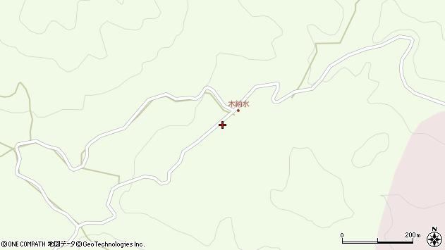 大分県玖珠郡九重町引治1564周辺の地図