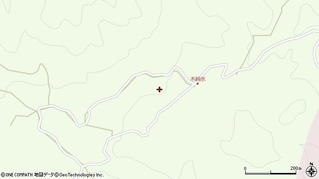 大分県玖珠郡九重町引治1540周辺の地図