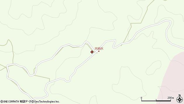 大分県玖珠郡九重町引治1562周辺の地図