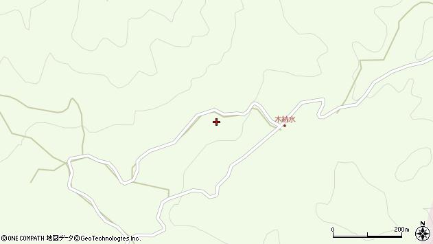 大分県玖珠郡九重町引治1505周辺の地図