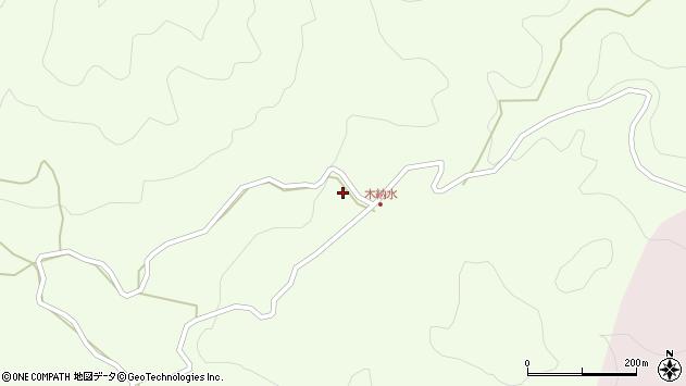 大分県玖珠郡九重町引治1559周辺の地図