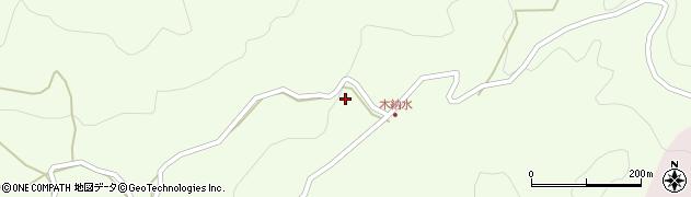 大分県玖珠郡九重町引治1557周辺の地図