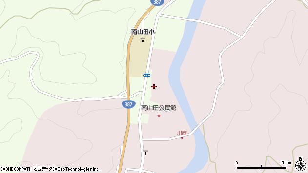 大分県玖珠郡九重町町田549周辺の地図