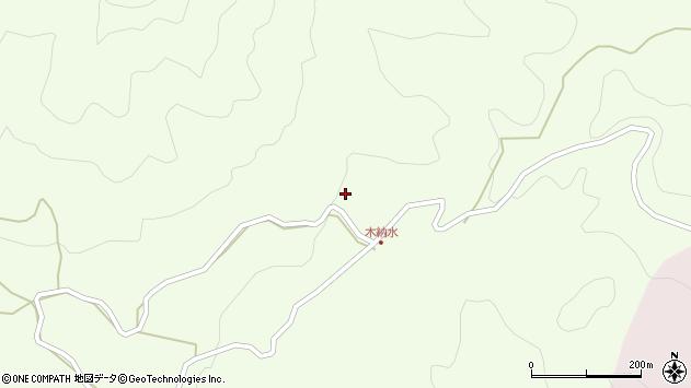 大分県玖珠郡九重町引治1355周辺の地図