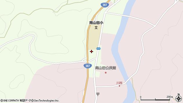 大分県玖珠郡九重町引治1241周辺の地図