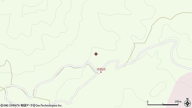 大分県玖珠郡九重町引治1366周辺の地図
