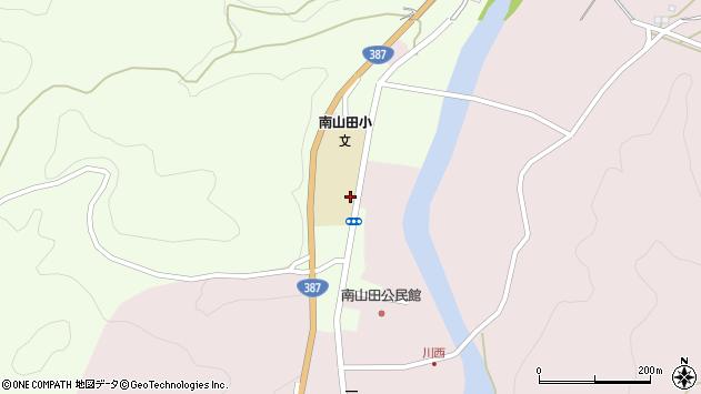 大分県玖珠郡九重町引治1216周辺の地図