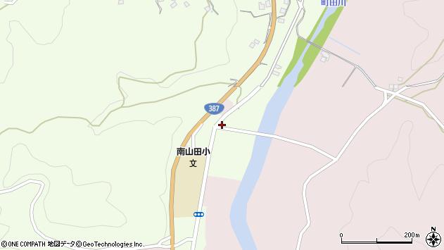 大分県玖珠郡九重町引治1206周辺の地図