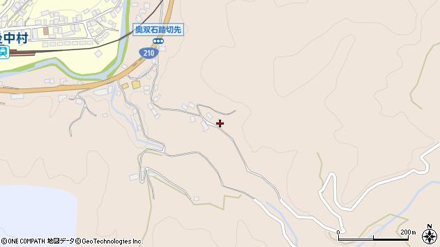 大分県玖珠郡九重町野上1256周辺の地図