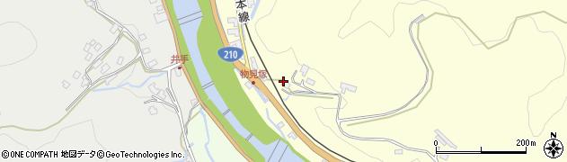 大分県玖珠郡九重町右田2312周辺の地図