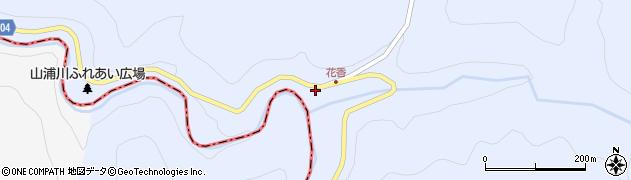 大分県玖珠郡玖珠町山浦1126周辺の地図