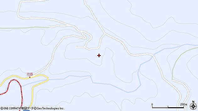 大分県玖珠郡玖珠町山浦1325周辺の地図