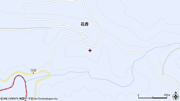 大分県玖珠郡玖珠町山浦1327周辺の地図