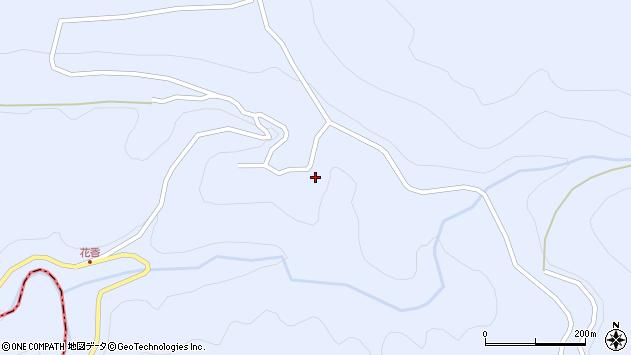 大分県玖珠郡玖珠町山浦1334周辺の地図