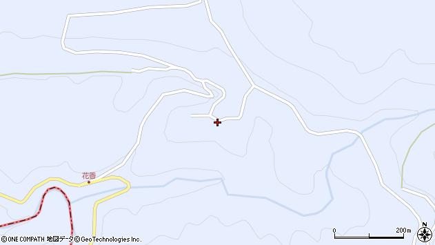 大分県玖珠郡玖珠町山浦1329周辺の地図