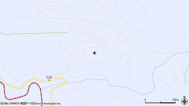大分県玖珠郡玖珠町山浦1293周辺の地図