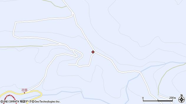 大分県玖珠郡玖珠町山浦1280周辺の地図