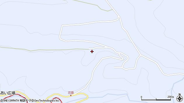 大分県玖珠郡玖珠町山浦1202周辺の地図