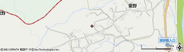 大分県玖珠郡九重町粟野1516周辺の地図