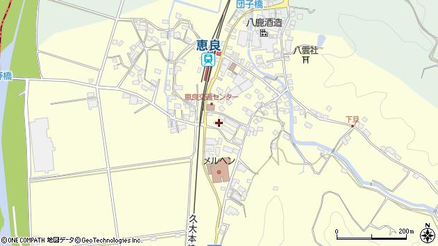 大分県玖珠郡九重町右田3116周辺の地図
