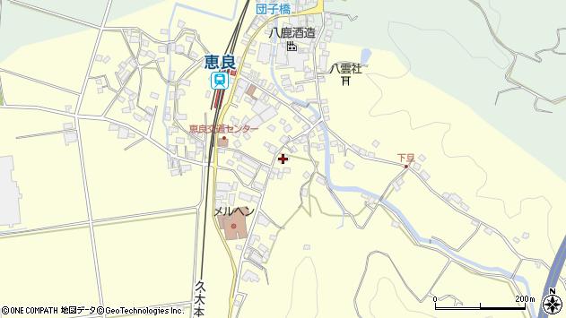 大分県玖珠郡九重町右田3145周辺の地図