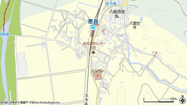 大分県玖珠郡九重町右田3099周辺の地図