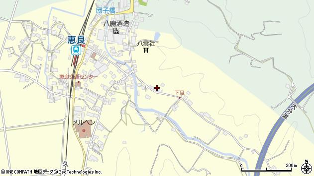 大分県玖珠郡九重町右田3406周辺の地図