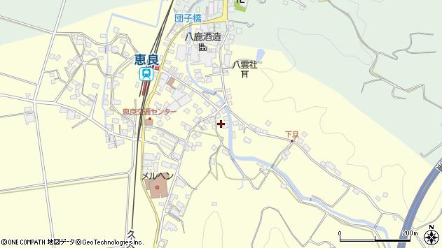 大分県玖珠郡九重町右田3136周辺の地図