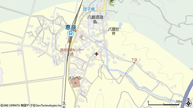 大分県玖珠郡九重町右田3141周辺の地図