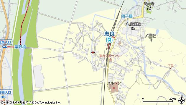 大分県玖珠郡九重町右田3068周辺の地図
