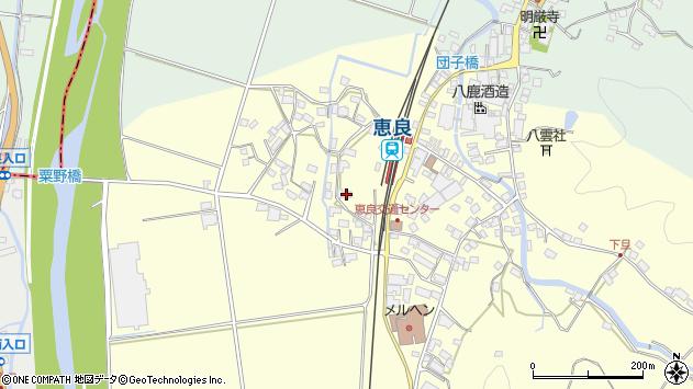 大分県玖珠郡九重町右田3069周辺の地図
