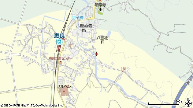 大分県玖珠郡九重町右田3351周辺の地図