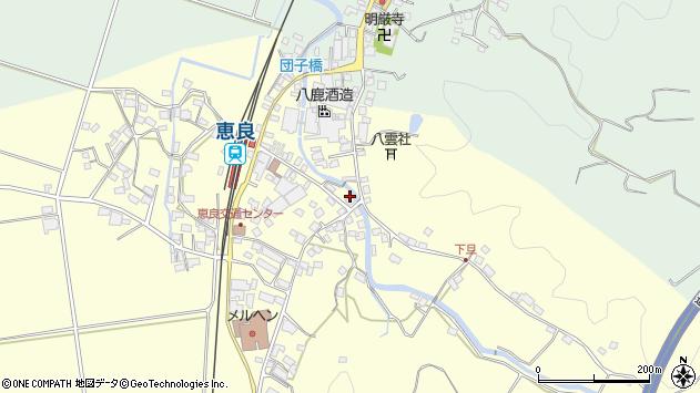大分県玖珠郡九重町右田3134周辺の地図