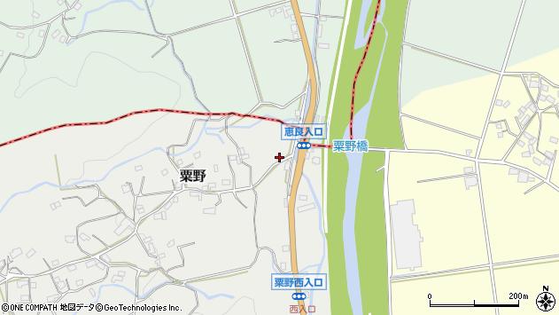 大分県玖珠郡九重町粟野1279周辺の地図