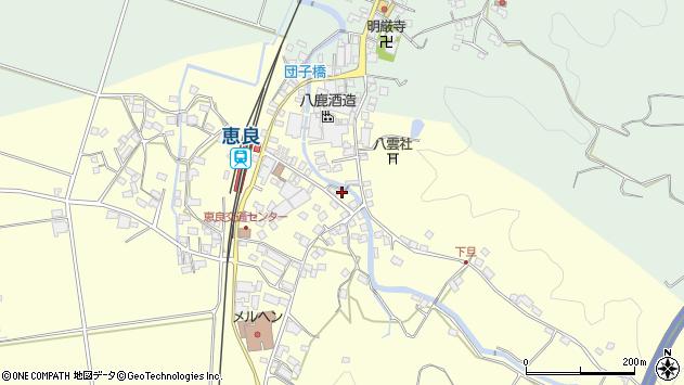 大分県玖珠郡九重町右田3130周辺の地図