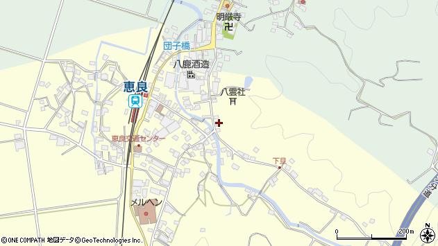 大分県玖珠郡九重町右田3352周辺の地図