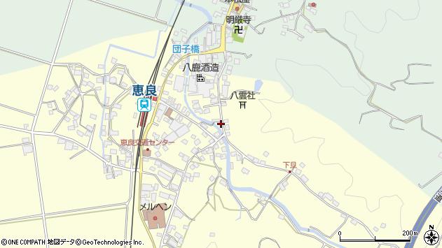 大分県玖珠郡九重町右田3355周辺の地図