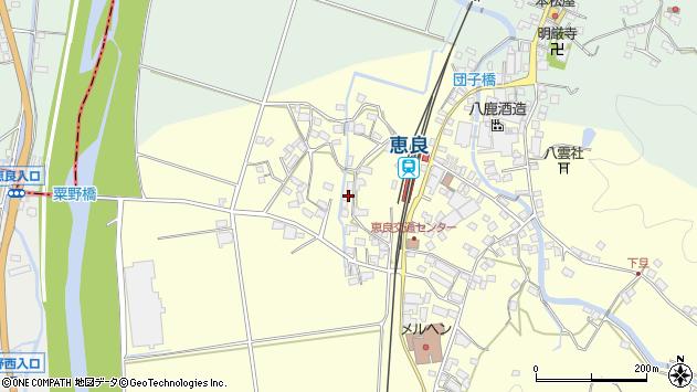 大分県玖珠郡九重町右田3066周辺の地図