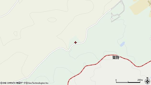 大分県玖珠郡玖珠町大隈1794周辺の地図