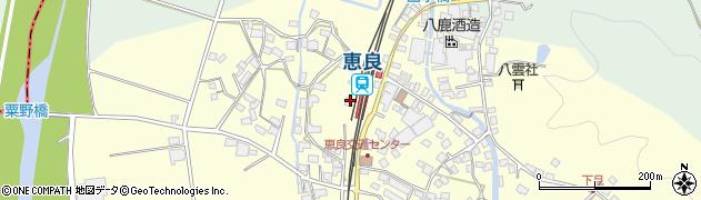 大分県玖珠郡九重町右田3073周辺の地図